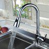 Buy MLFALLS M3030CP Chrome Pull-out Kitchen Sink Faucet CHROME