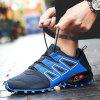 Men's Versatile Outdoor Hiking Plus-size Athletic Shoes - BLUE