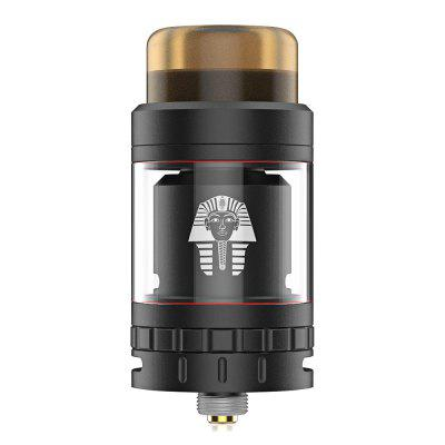 DIGIFLAVOR Pharaoh Mini RTA  –  BLACK  2018 Best Review and Coupon Code