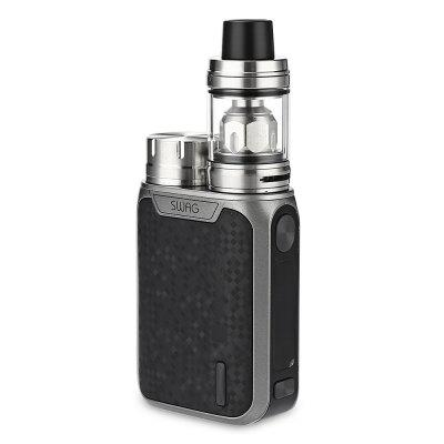 Original Vaporesso Swag 80W Mod Kit with 3.5ml - SILVER