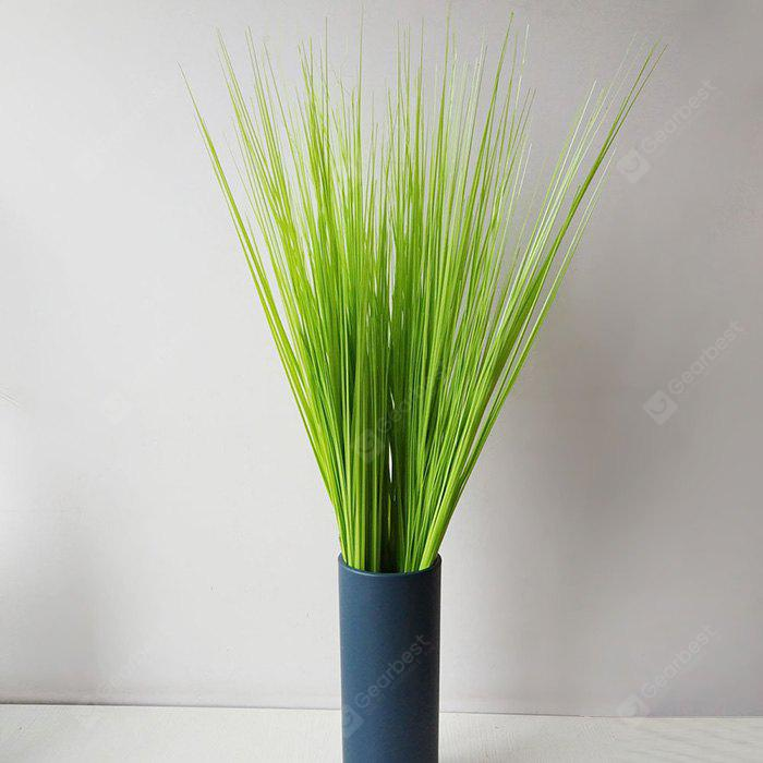 LmDec Decorative Artificial Green Grass 1PC