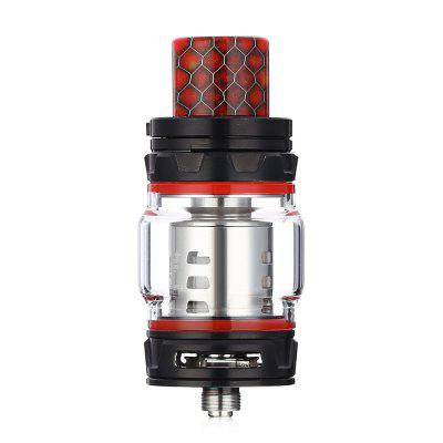 Smok TFV12 Prince TankClearomizers<br>Smok TFV12 Prince Tank<br><br>Brand: SMOK<br>Material: Stainless Steel, Glass<br>Model: TFV12 Prince<br>Package Contents: 1 x TFV12 Tank, 1 x V12 Q4 Core ( Preinstalled 0.4 ohm Quadruple Coils ), 1 x V12 X6 Core ( 0.15 ohm Sextuple Coils ), 1 x V12 T10 Core ( 0.12 ohm Decuple Coils ), 1 x Replacement Glass Tube, 1 x Engl<br>Package size (L x W x H): 11.80 x 6.20 x 6.00 cm / 4.65 x 2.44 x 2.36 inches<br>Package weight: 0.2140 kg<br>Product size (L x W x H): 6.30 x 2.80 x 2.80 cm / 2.48 x 1.1 x 1.1 inches<br>Product weight: 0.0600 kg<br>Rebuildable Atomizer: RBA<br>Thread: 510<br>Type: Rebuildable Atomizer