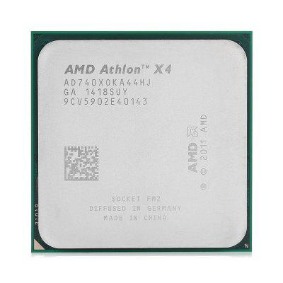 AMD Athlon II X4 740 Processor Quad-core CPU