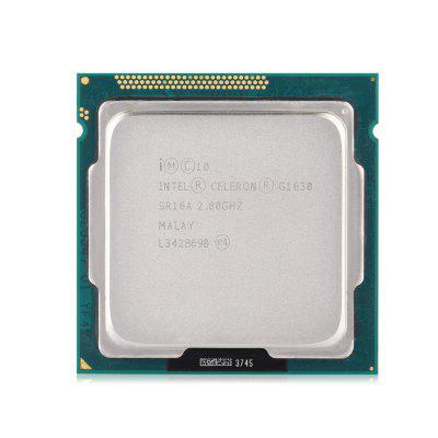 Intel Celeron G1630 Dual-core CPU Processor
