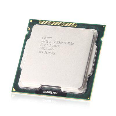 Intel Celeron G550 Dual-core CPU Processor