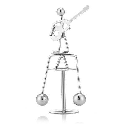 Dynamic Balancing Guitar Man Pendulum Desktop Toy
