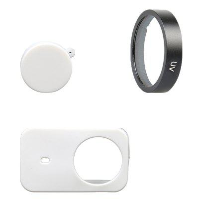 Action Camera Cover UV Filter Set for Xiaomi mijia