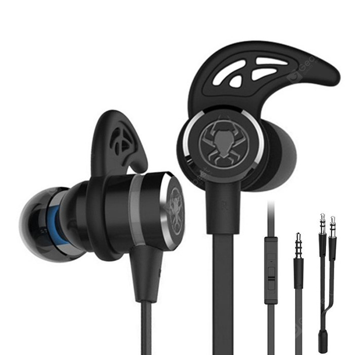 A20 Magnet Attraction Sports In-ear Earphones with Mic