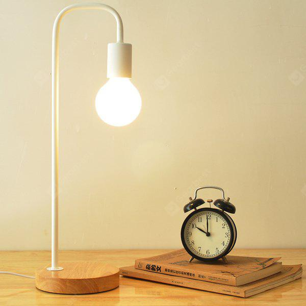 Modern Nordic Style Simple Table Lamp for Bedroom Desk
