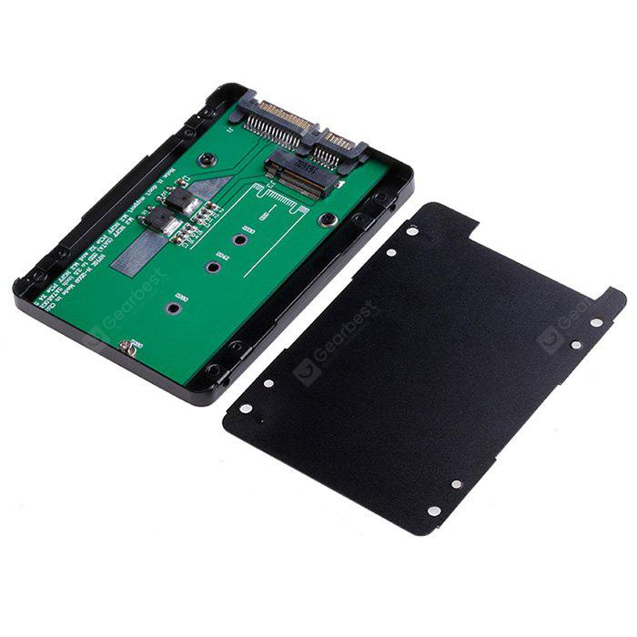 M.2 NGFF to SATA HDD Enclosure