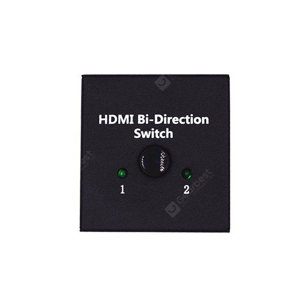 HDMI 1 to 2 Bi-directional Switcher Support 4K
