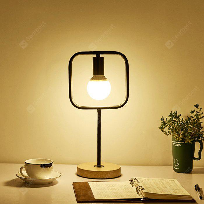 Modern Simple LED Table Lamp with Light Source 110 - 240V
