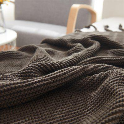 Double-sided Sofa Knit Carpet Cotton Bed Tapestry от GearBest.com INT