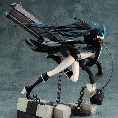 Anime Character Doll Beautiful Shooter for DecorationMovies &amp; TV Action Figures<br>Anime Character Doll Beautiful Shooter for Decoration<br><br>Completeness: Finished Goods<br>Gender: Unisex<br>Materials: PVC<br>Package Contents: 1 x Doll<br>Package size: 25.00 x 20.00 x 15.00 cm / 9.84 x 7.87 x 5.91 inches<br>Package weight: 0.5000 kg<br>Product size: 24.00 x 12.00 x 6.00 cm / 9.45 x 4.72 x 2.36 inches<br>Product weight: 0.4200 kg<br>Stem From: Japan<br>Theme: Movie and TV