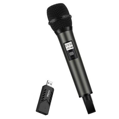 FIFINE K034 Wireless Handheld Microphone for PC Laptop