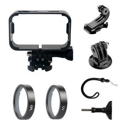 Utility Action Camera Accessories Set for Xiaomi mijia