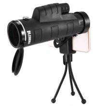 Gocomma 10X 42mm Monocular Telescope with Phone Clip
