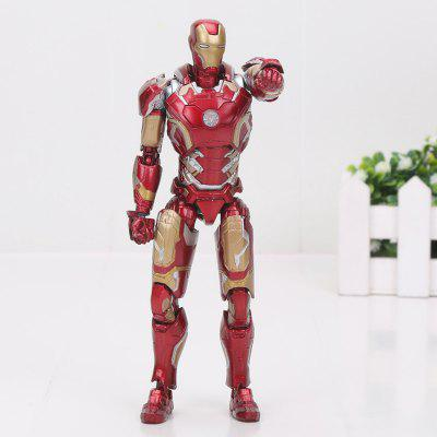 Desktop Decoration Action Figure Hero Doll Model Toy