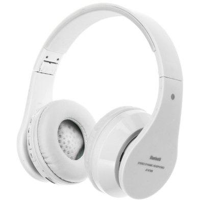 AT-BT809 Casque Bluetooth Stéréo Pliable