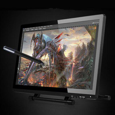 UGEE UG - 2150 P50S Pen Digital Painting Drawing TabletGraphics Tablets<br>UGEE UG - 2150 P50S Pen Digital Painting Drawing Tablet<br><br>Accuracy: 0.25MM<br>Brand: Ugee<br>Color: Black, Black<br>Compatible System: Windows 8 / 7 / Vista / XP / Mac OS 10.2.6<br>Display Area: 21.5 inch<br>Hand Input Resolution: 15mm<br>Model: UG - 2150<br>Package Contents: 1 x Tablet, 1 x P50S Pen, 1 x Installation CD,  1 x Pen Holder, 8 x Pen Nib,  1 x Charging Line for Pen, 1 x Pen Changer, 1 x USB Cable, 1 x Adapter, 1 x Power Line, 1 x VGA Cable, 1 x HDMI Cable, 1 x, 1 x Tablet, 1 x P50S Pen, 1 x Installation CD,  1 x Pen Holder, 8 x Pen Nib,  1 x Charging Line for Pen, 1 x Pen Changer, 1 x USB Cable, 1 x Adapter, 1 x Power Line, 1 x VGA Cable, 1 x HDMI Cable, 1 x<br>Package Size(L x W x H): 58.00 x 16.00 x 48.00 cm / 22.83 x 6.3 x 18.9 inches, 58.00 x 16.00 x 48.00 cm / 22.83 x 6.3 x 18.9 inches<br>Package weight: 7.8000 kg, 7.8000 kg<br>Pressure Sensitivity: 2048 Levels<br>Product Size(L x W x H): 56.00 x 14.50 x 45.00 cm / 22.05 x 5.71 x 17.72 inches, 56.00 x 14.50 x 45.00 cm / 22.05 x 5.71 x 17.72 inches<br>Product weight: 4.9570 kg, 4.9570 kg<br>Resolution: 5080LPI