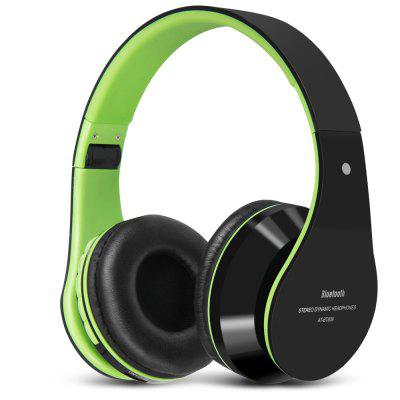 Auriculares estéreo plegables Bluetooth AT-BT809