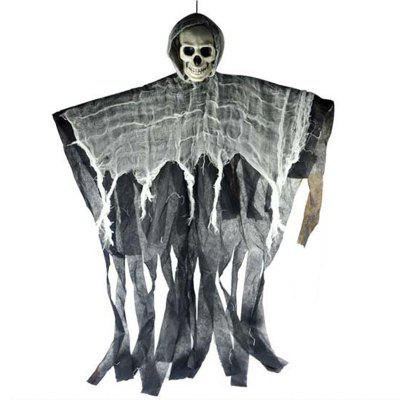MCYH Halloween Hanging Decoration Plastic Scary Ghost