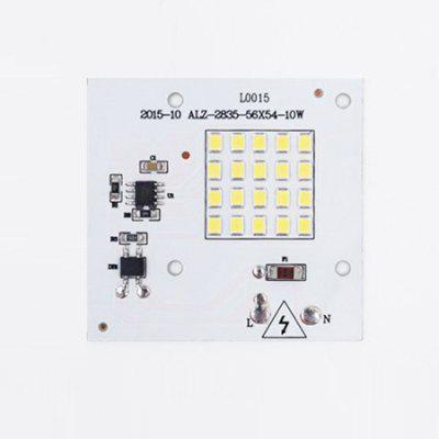 LED SMD Chip Beads Emitters Smart IC 220V 10W