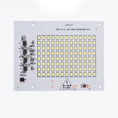 LED SMD Chip Beads Emitters Smart IC 220V 50W