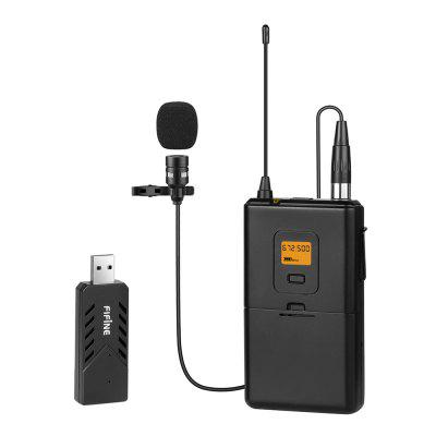 FIFINE K031 U Wireless USB Computer Recording Microphone