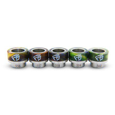 Resin Drip Tip for Kennedy Atomizer 1pc