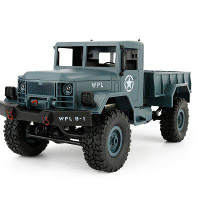 WPL B - 1 1:16 4WD DIY Camion Militaire Hors Route RC - RTF