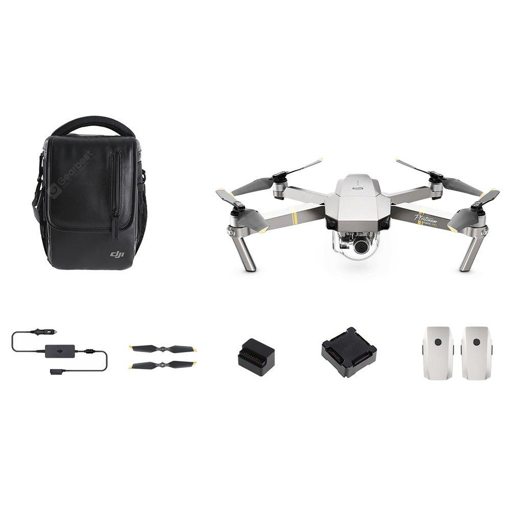 Bons Plans Gearbest Amazon - DJI Mavic Pro Platinum pliable. RC Quadcopter