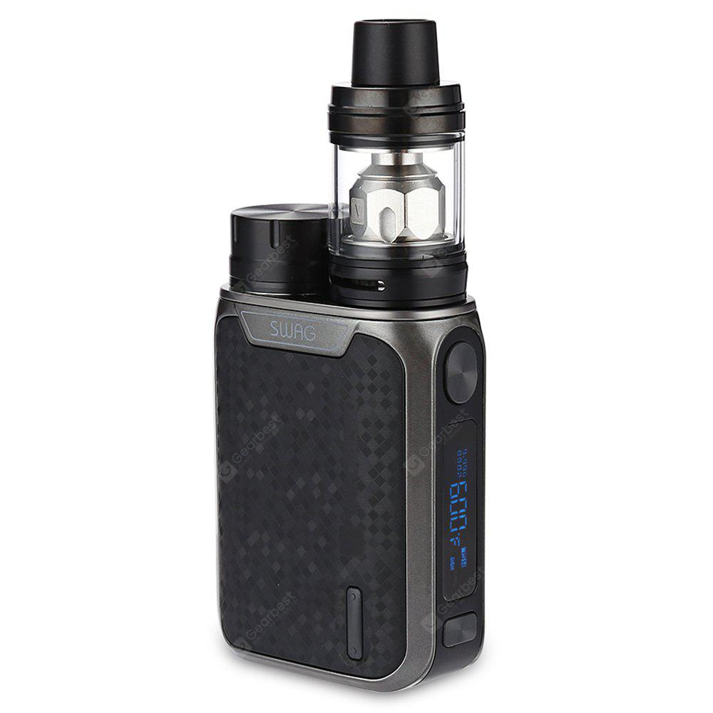 Original Vaporesso Swag 80W Mod Kit with 3.5ml - BLACK