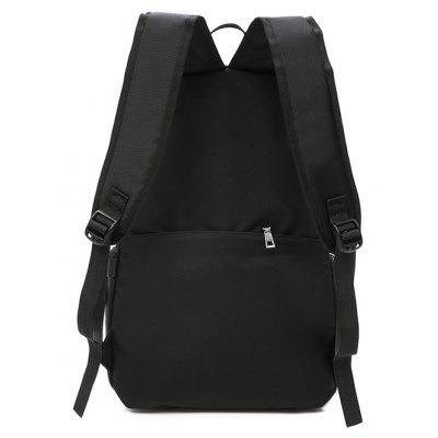 Men Minimalist PU Laptop BackpackBackpacks<br>Men Minimalist PU Laptop Backpack<br><br>Closure Type: Zip<br>Features: Wearable<br>Gender: Men<br>Material: PU<br>Package Size(L x W x H): 31.00 x 3.00 x 47.00 cm / 12.2 x 1.18 x 18.5 inches<br>Package weight: 0.6800 kg<br>Packing List: 1 x Backpack<br>Product weight: 0.6700 kg<br>Style: Business, Fashion<br>Type: Backpacks