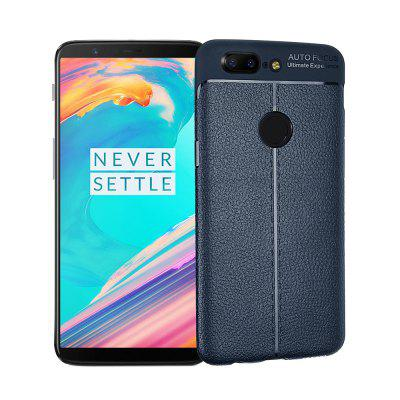 Luanke Ultra-thin Anti-drop Protective Case for OnePlus 5T