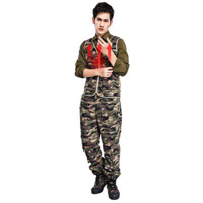 Fashion Camouflage Electric Heated Vest