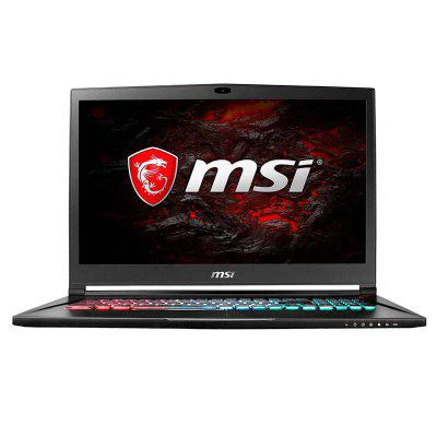 MSI GS73VR 7RG - 035CN Notebook