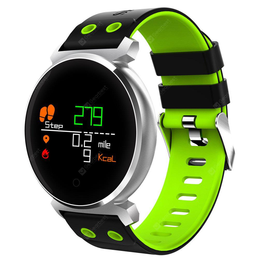 CACGO K2 Smart Watch for iOS / Android Phones - $35.38 ...