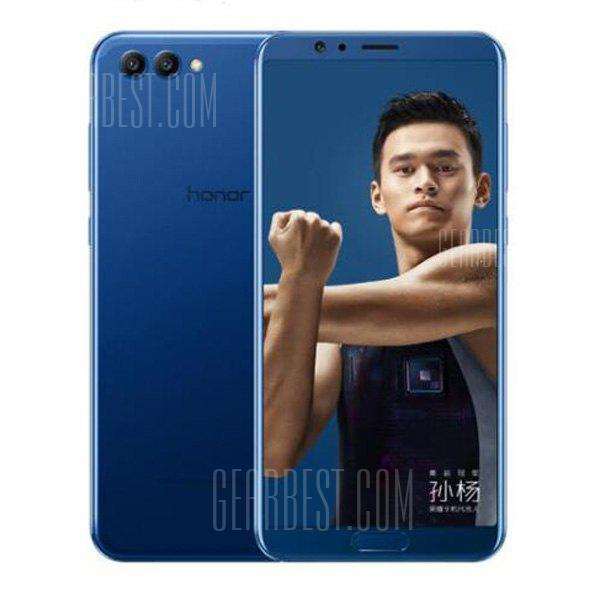 Huawei Honor V10 4G Phablet English and Chinese Version - $460.28 ...