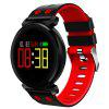 CACGO K2 Smart Watch for iOS / Android Phones - RED