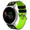 CACGO K2 Smart Watch for iOS / Android Phones - GREEN