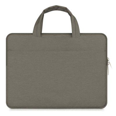 11-inch Portable Waterproof Laptop Protective BagLaptop Bags<br>11-inch Portable Waterproof Laptop Protective Bag<br><br>Package Contents: 1 x Laptop Protective Bag<br>Package size (L x W x H): 34.00 x 23.00 x 3.00 cm / 13.39 x 9.06 x 1.18 inches<br>Package weight: 0.2590 kg<br>Product size (L x W x H): 33.00 x 22.00 x 2.00 cm / 12.99 x 8.66 x 0.79 inches<br>Product weight: 0.2490 kg<br>Size: 11-inch
