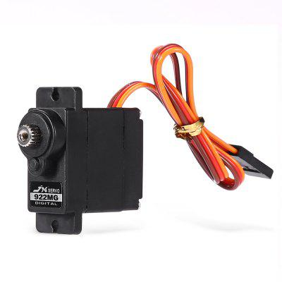 JX PDI - 922MG 4.8 - 6V High-voltage Digital Metal Gear Servo