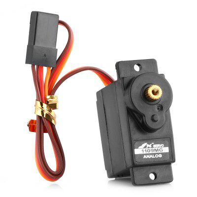 JX PDI - 1109MG Metal Gear Core Motor Micro Digital Servo