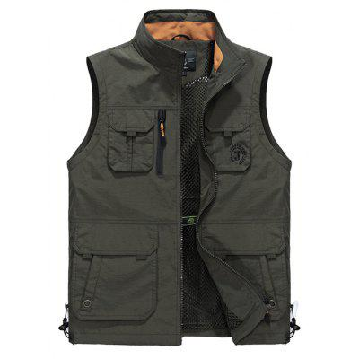 AFSJEEP Casual Outdoor Quick Dry Vest