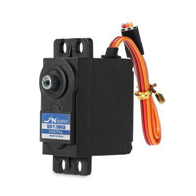 JX PDI - 5513MG Metal Gear High Torque Digital Servo