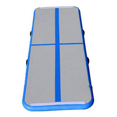 300 x 90 x 10cm Gym Fitness Air Inflatable Yoga Mat
