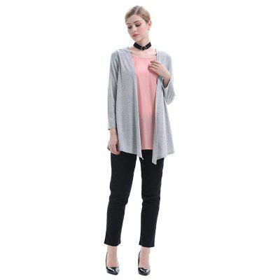 Casual False Two-piece Jointed T-Shirt for Women