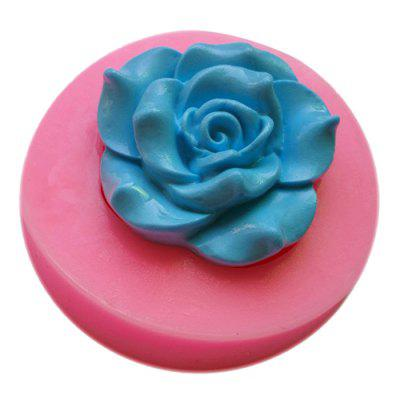 Facemile Creative Flower Style Silicone Chocolate Cake Mold