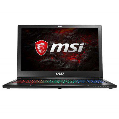 MSI GS63VR 7RG - 036CN Notebook
